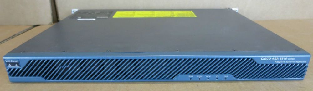 Cisco ASA5510-SSL50-K9 - Adaptive Security Appliance With 50 License VPN Switch